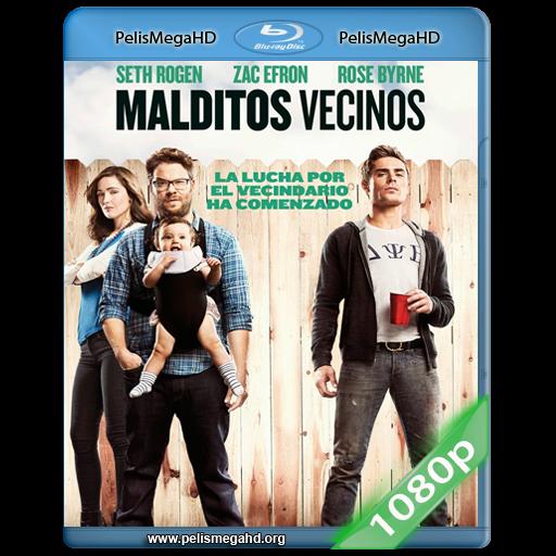 MALDITOS VECINOS (2014) FULL 1080P HD MKV ESPAÑOL LATINO
