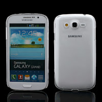 Clear Crystal Case Cover for Samsung Galaxy Grand I9080 Grand Duos I9082