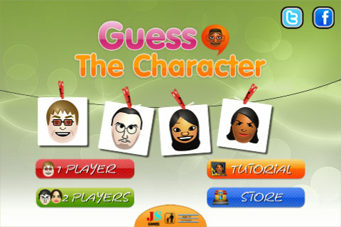 Guess The Character Free App Game By Jandusoft