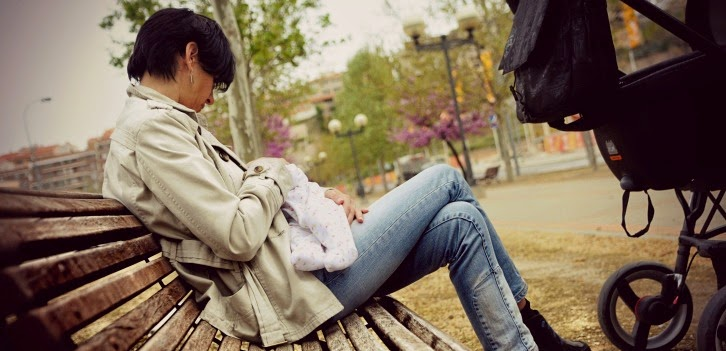 A surprising benefit of breastfeeding - for moms