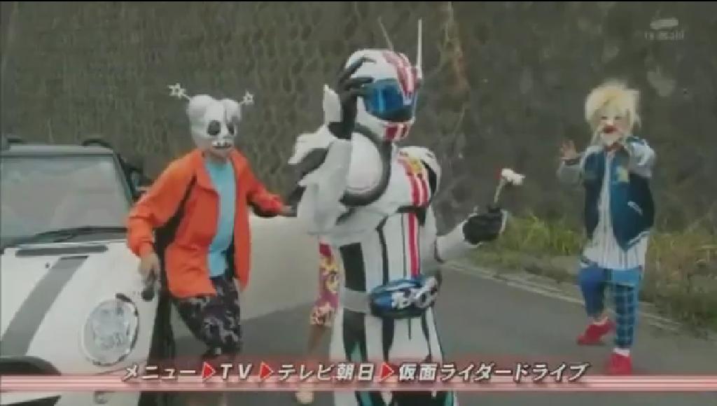 Preview Kamen Rider Drive Episode 13