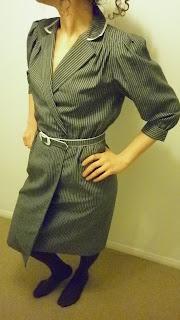 anvelop vintage elbise
