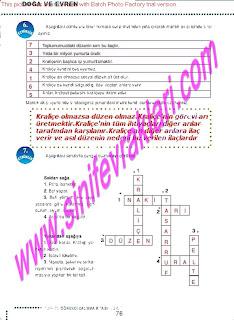 6.Sinif  Turkce Doku Yayinlari Ogrenci Calisma Kitabi Sayfa 76
