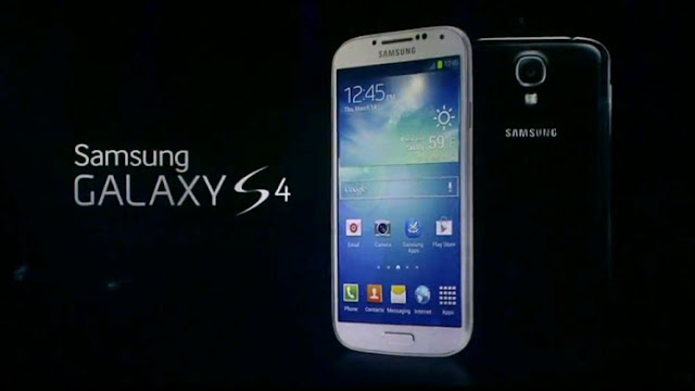 Samsung Galaxy S4 Unique Features