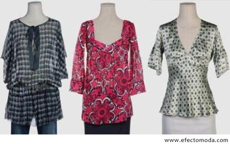 Imágenes de blusas actuales - Imagui
