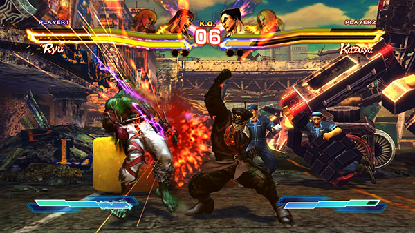 Ohgamegratis - Street Fighter X Tekken Screenshot 3