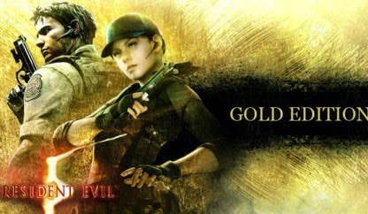 Resident Evil 5 Gold Edition Games