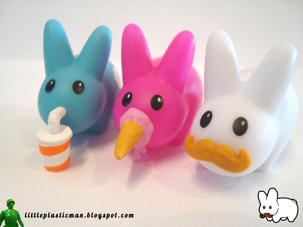 Unicorno Mini Series Happy Labbit Mini Series