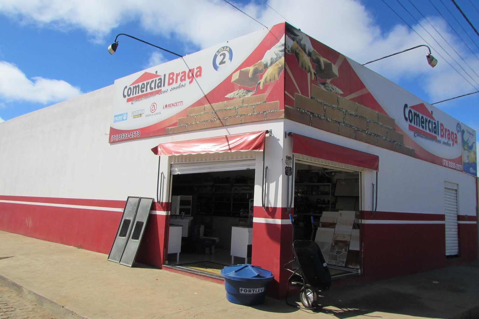 Comercial Braga Loja 2