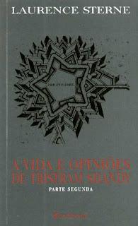 A Vida e Opiniões de Tristam Shandy, Laurence Sterne
