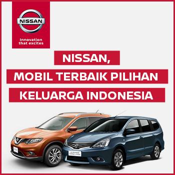Nissan, Mobil Terbaik Pilihan Keluarga