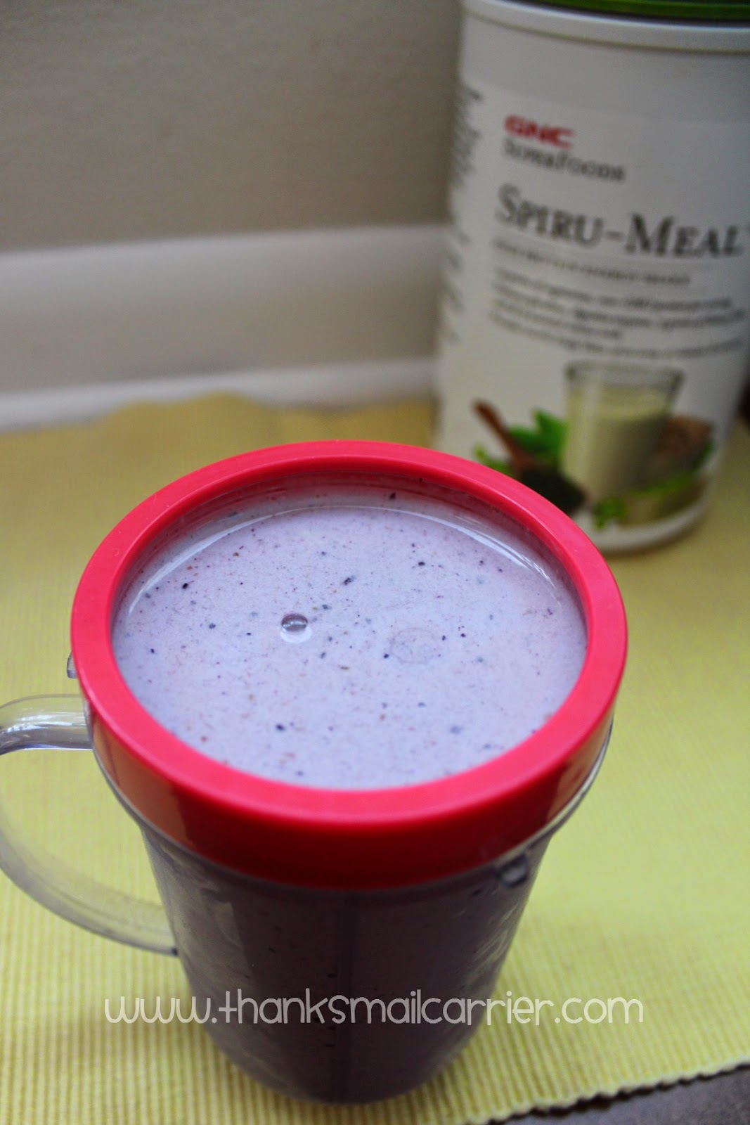 protein energy smoothie