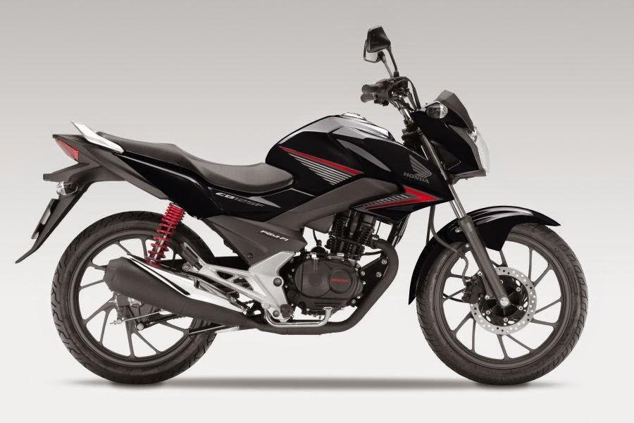 Honda CB125F (2015) Side 2