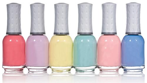 Tendência de cores de esmaltes para a primavera/verão 2015/2016