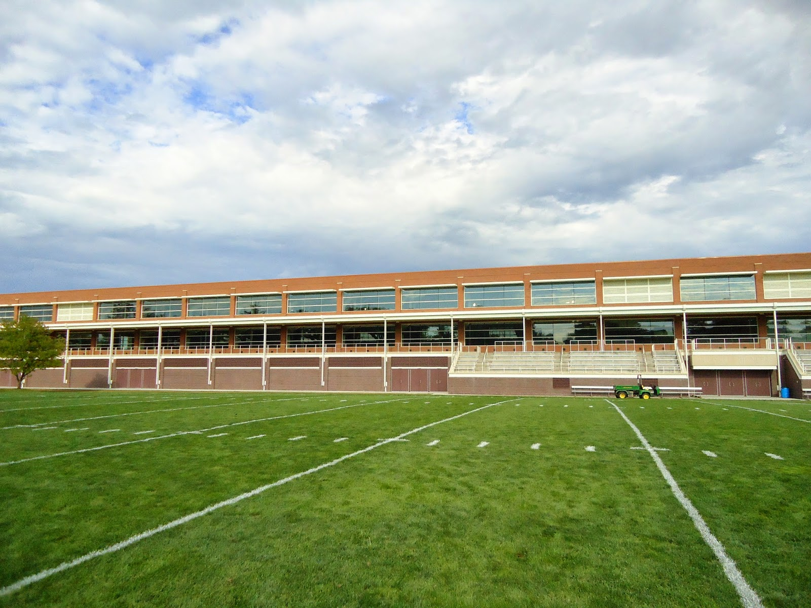 Iaturf Rainwater Collection System At Grinnell College