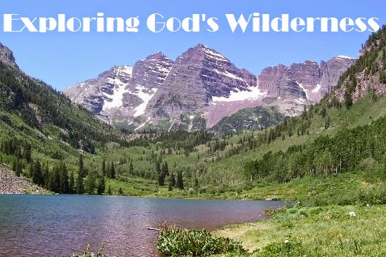 Exploring God's Wilderness