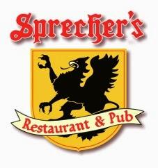Sprecher's Restaurant logo