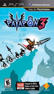 Patapon 3 PSP [MEGAUPLOAD]