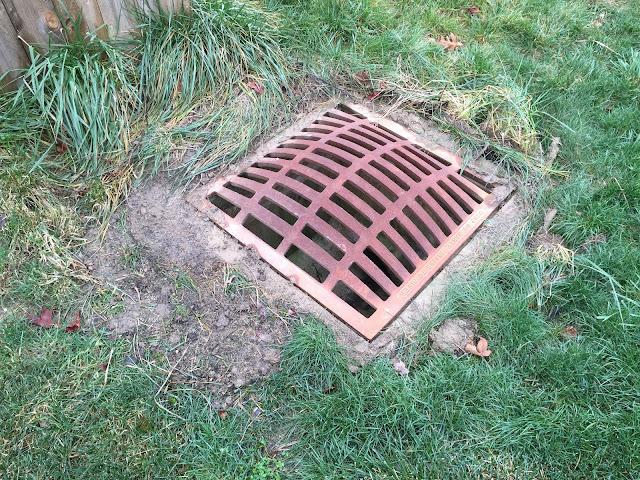 yard storm drain