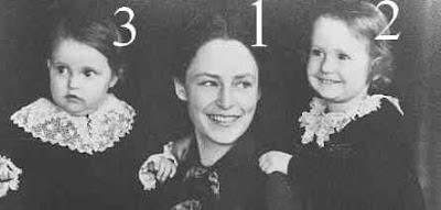 Archiduchesses Dorothea, Elisabeth et Alice d'Autriche