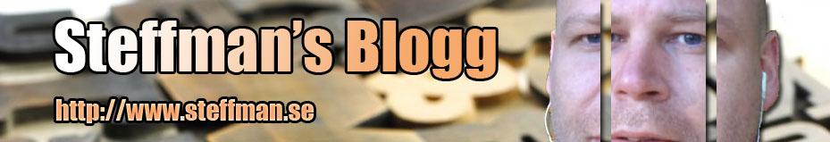 SteffMan's Blogg