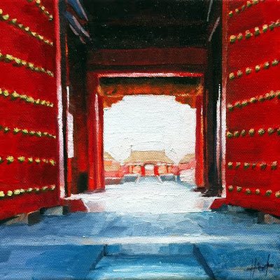 Imperial Gate by Liza Hirst