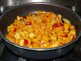 french village diaries roasted squash recipe food