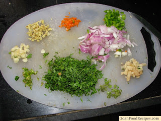 prawn chilly fry ingredients