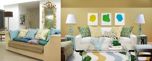 dekorasyon-renkli-yastıklar