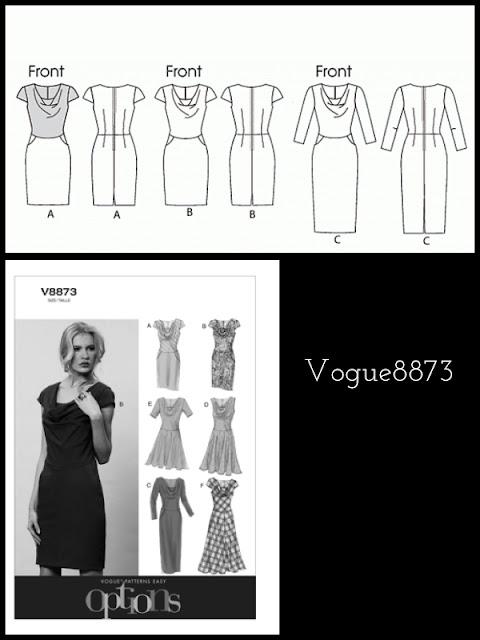 Vogue Schnittmuster V8873