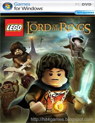 LEGO Lord of the Rings-PC