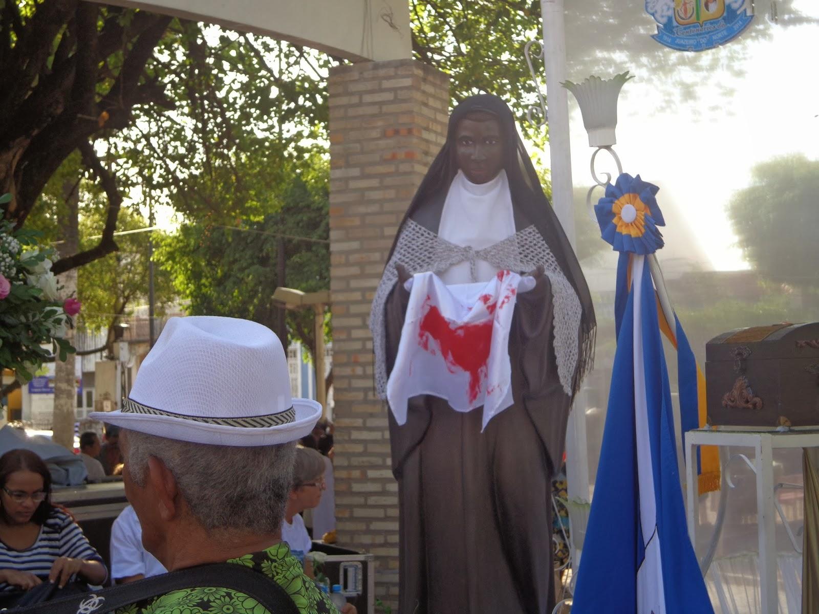 Beata Maria de Araújo: 100 anos de sua morte.