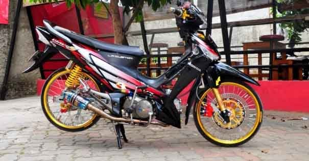 125 ,supra x 125 modifikasi ,modifikasi motor supra x 125 ,supra x  title=