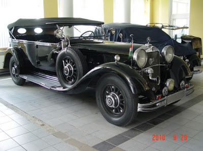 1933 Mercedes Benz Hitlers Car