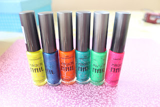 max makeup cherimoya magical nail in 6 different colors