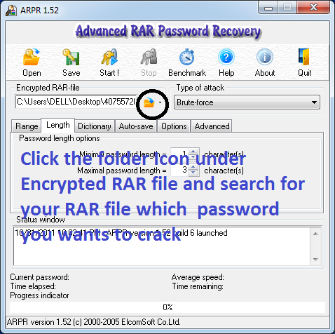 advanced rar password recovery full crack