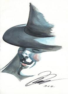 V per Vendetta by David Lloyd