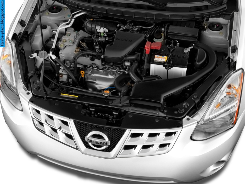 Nissan Rogue car 2013 engine - صور محرك سيارة نيسان روج 2013