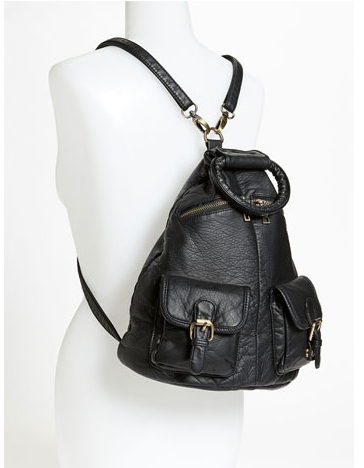 Vegan Leather Backpack Nordstrom
