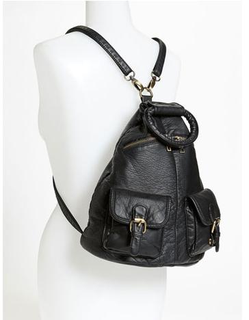 Vegan Leather Backpack Nordstrom