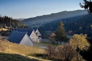 Casa de diseño eslovaquia