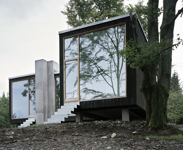 The most amazing and unusual houses in the world for Best houses in the world architecture