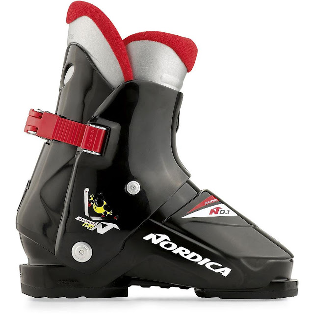 Nordica Ski Boots Rear Entry