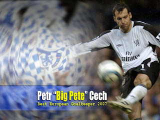 Petr Cech Chelsea Wallpaper 2011 9