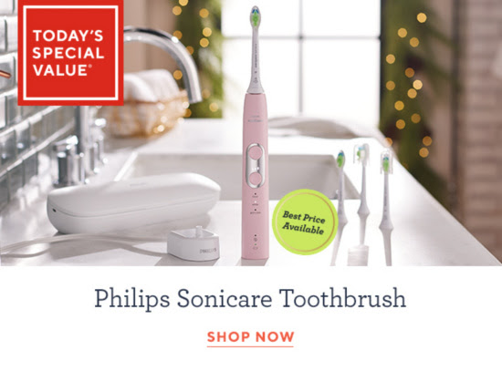 Philips Sonicare ProtectiveClean 6500 Toothbrush & Charging Case