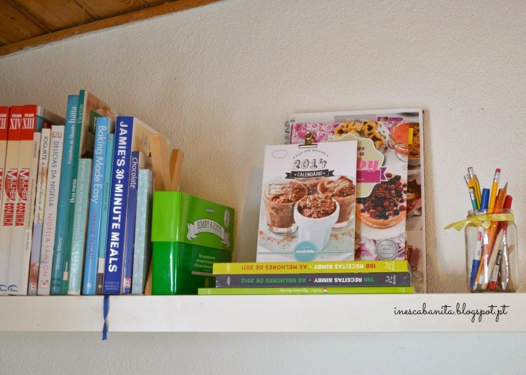 livros cozinha