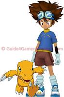 Tamer Digimon Master Online Taichi
