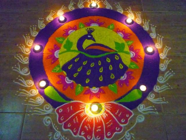 Diwali Rangoli Wallpapers Free Download