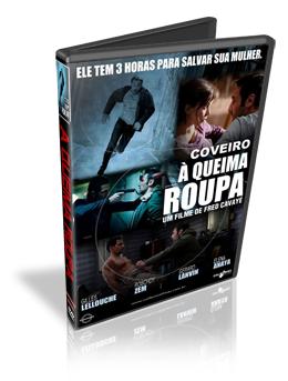 Download À Queima Roupa Dublado DVDRip 2011 (AVI Dual Áudio + RMVB Dublado)