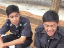 Haziq ikhwan & Mohd Nasyrik